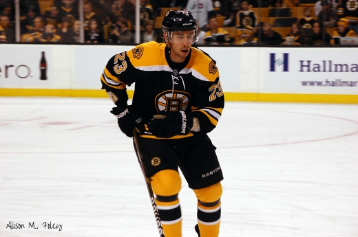Chris Kelly could be pressed into center duties if others fail (Photo courtesy of Alison M. Foley)