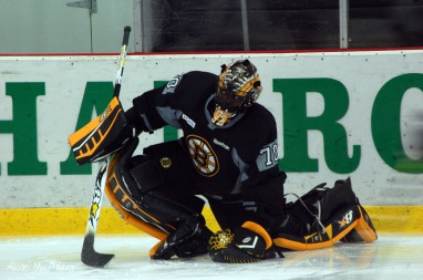 Malcolm Subban (Photo courtesy of Alison M. Foley)
