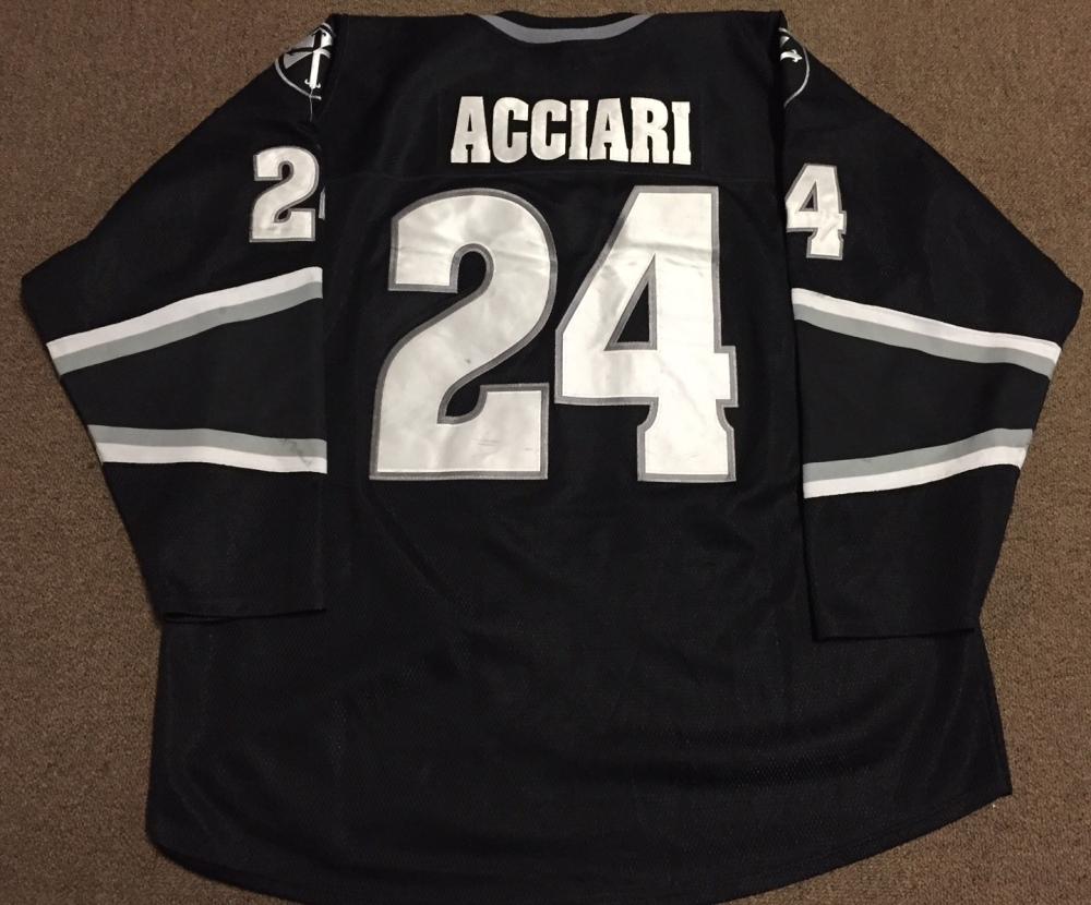 Noel Acciari 2012-14 Providence College away back
