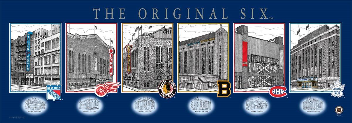 original-six-arenas