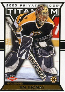 2002-03-Pacific-Titanium-Tim-Thomas-Rookie-Card-99